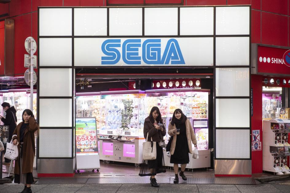 【不敵疫情】SEGA 生意大跌蝕9億 捱唔住要賣遊戲機中心