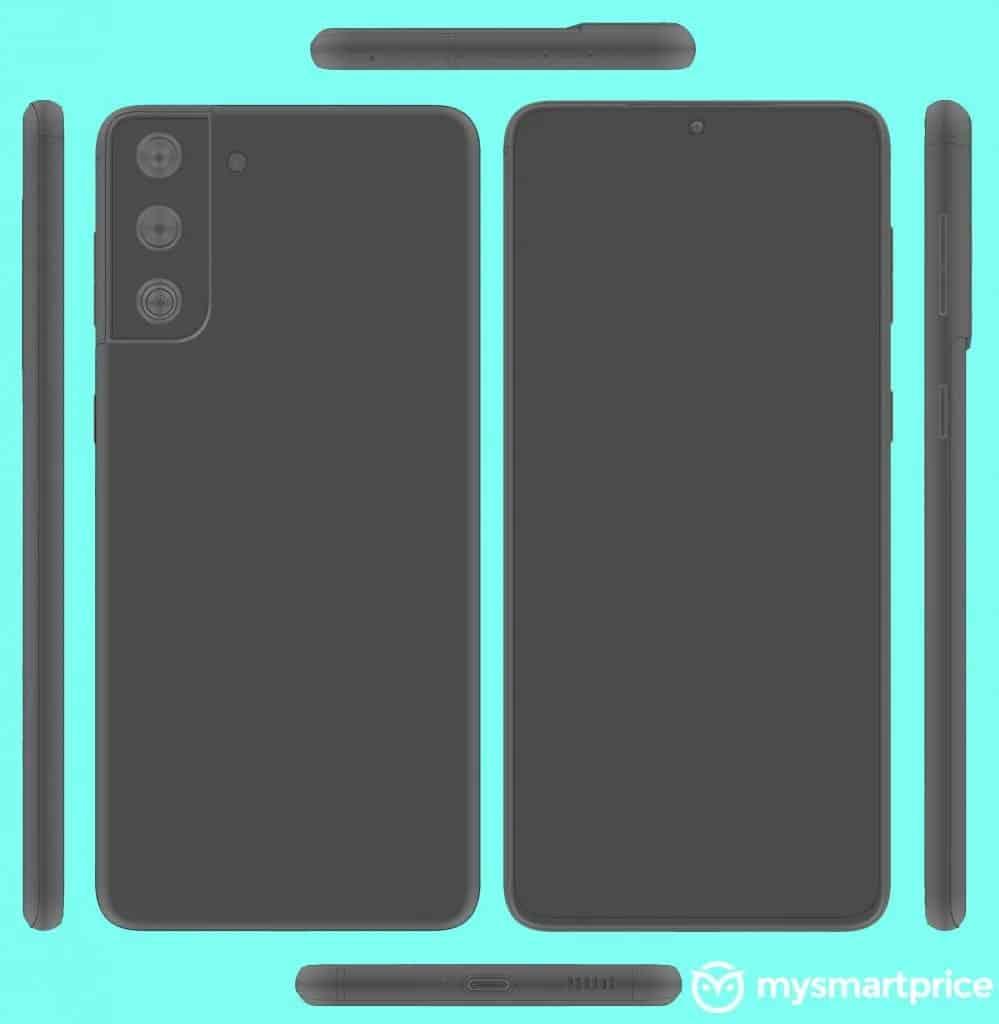 Samsung Galaxy S21規格全曝光,無緣144 Hz屏幕刷新率