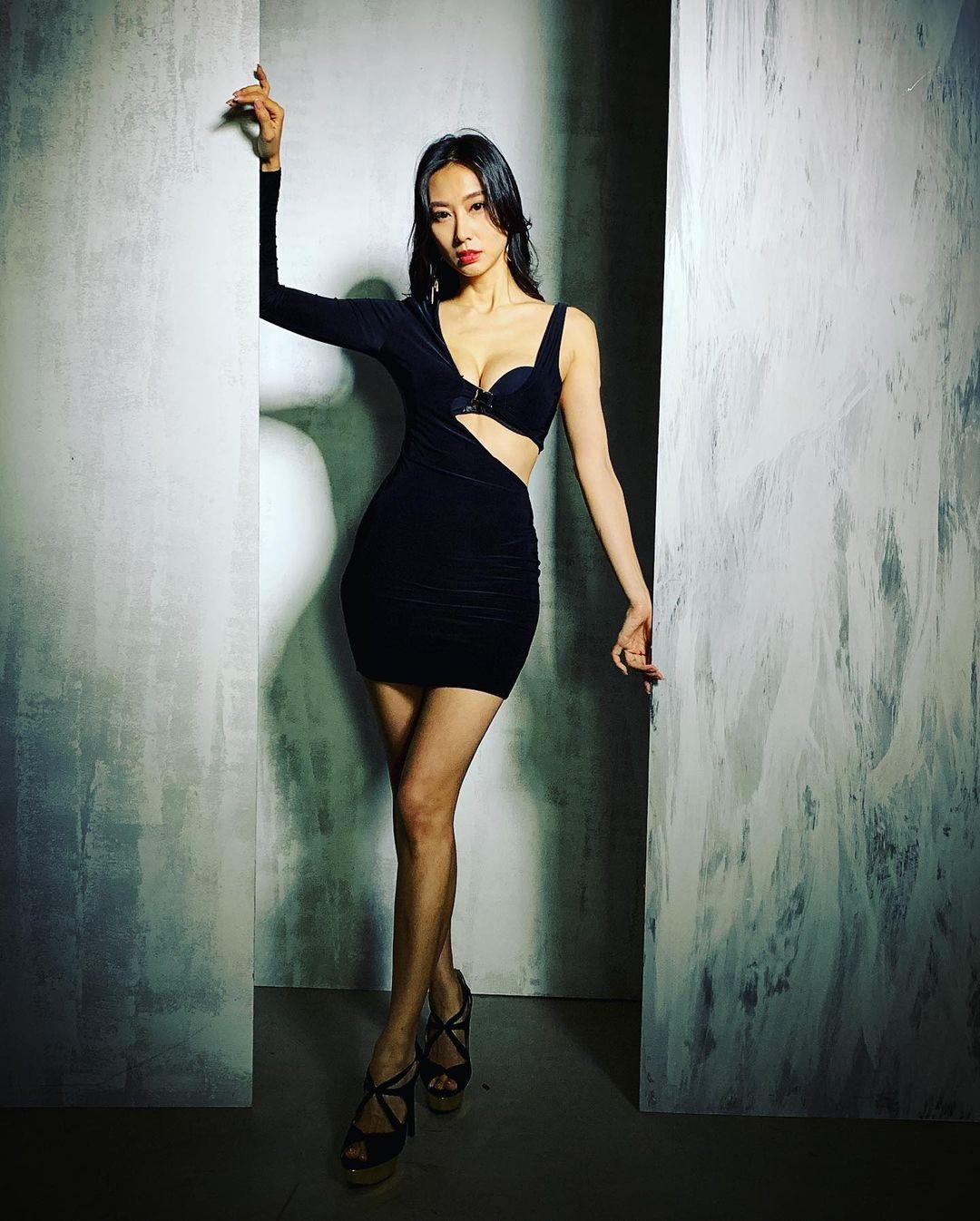 莊韻澄擁有35E傲人上圍
