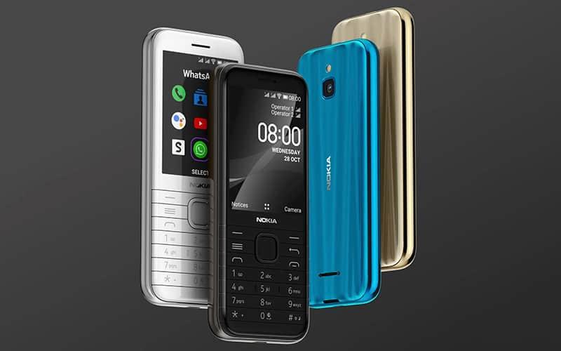 【回味經典】Nokia 6300 4G/8000 4G 發布