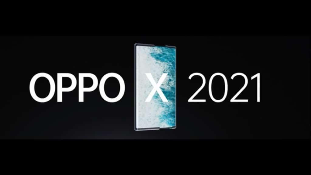 OPPO 概念機 X 2021 正式發布,採用伸縮卷軸屏,屏幕收放自如!