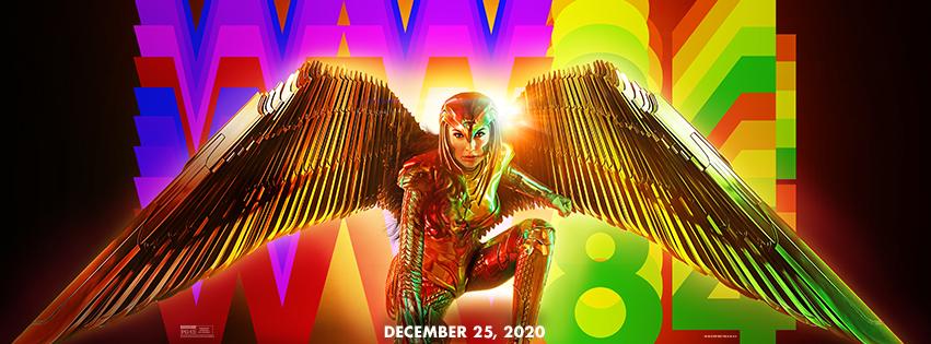【影迷喜訊】《神奇女俠1984》確定聖誕上映 HBO同步上架