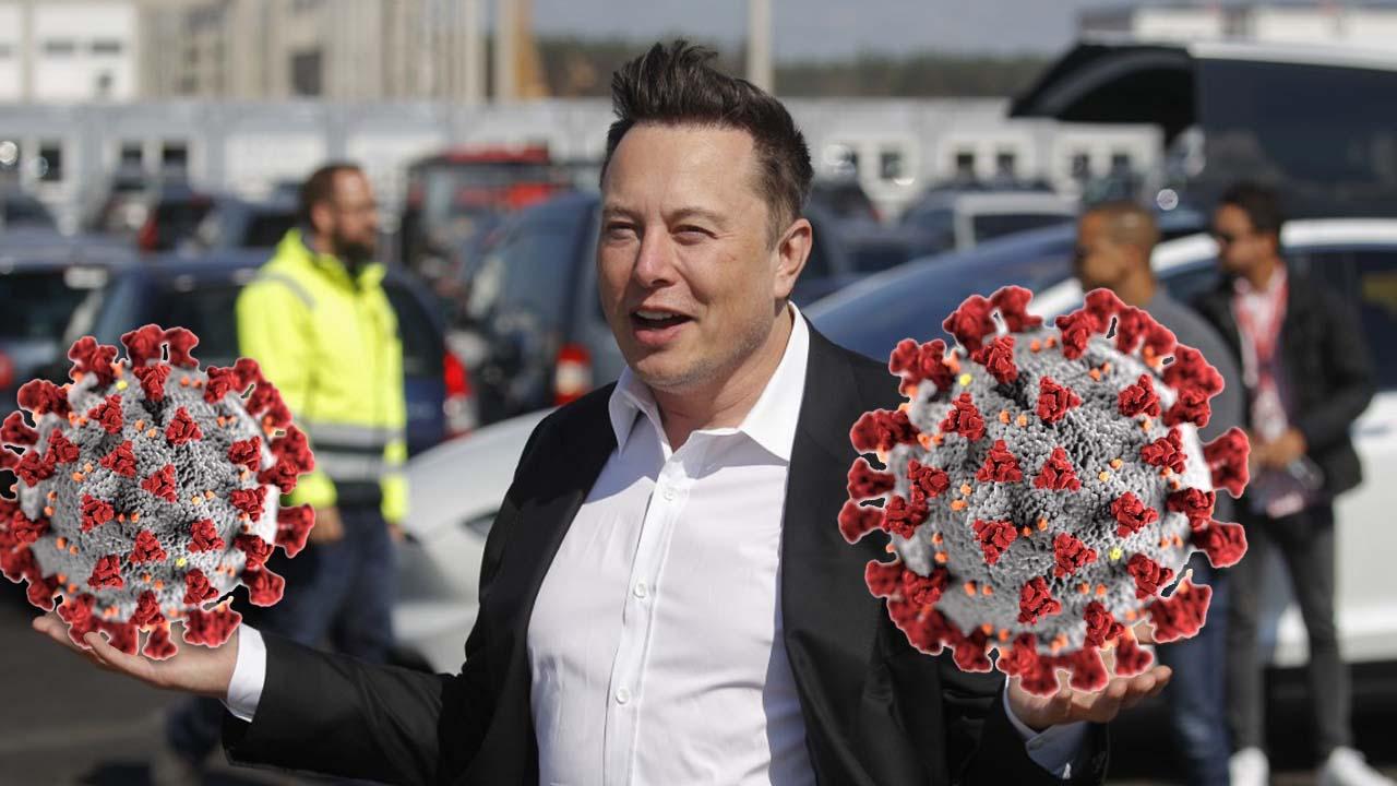 Tesla馬斯克確診新冠病毒 疑在瑞典中招