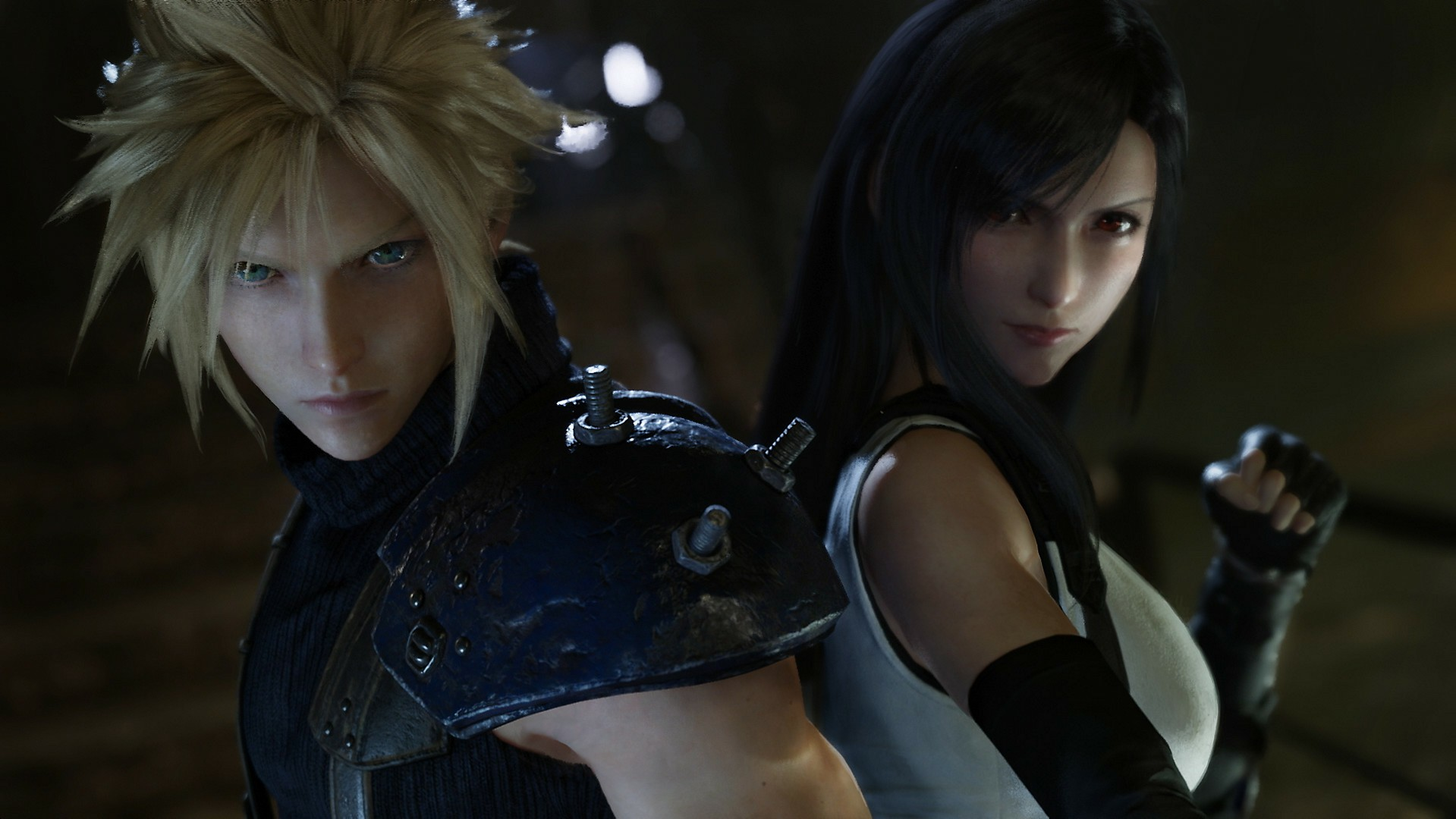 《Final Fantasy VII Remake》