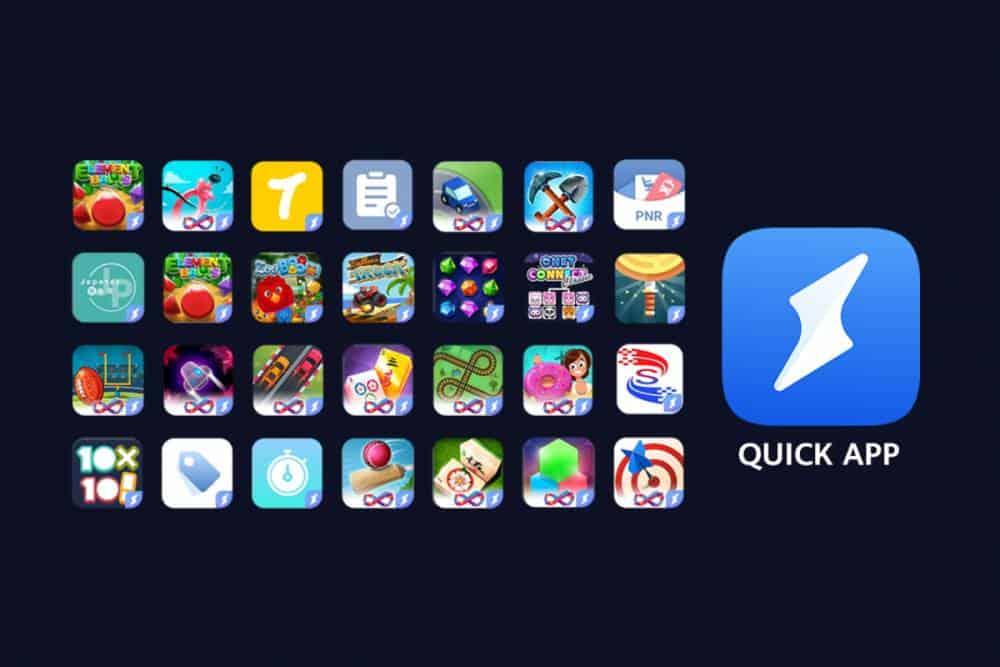 【HMS 使用小貼士】令應用佔手機更少空間,HUAWEI Quick Apps 是什麼?