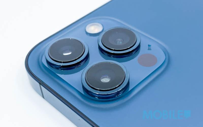 真正感光元件移軸防震,iPhone 12 Pro Max拆解片出爐
