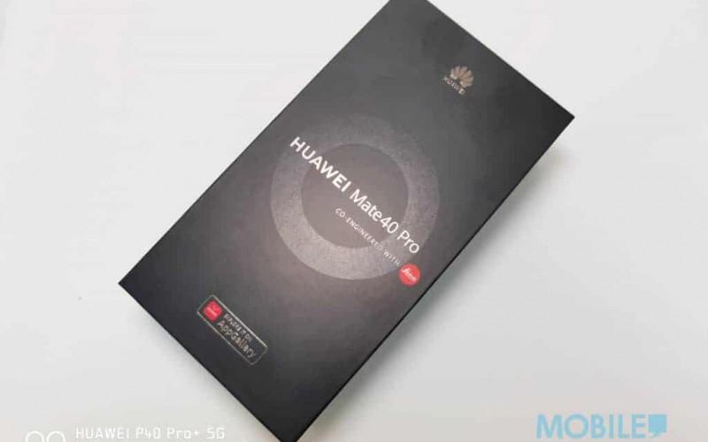 HUAWEI Mate 40 Pro 將於本周五在港發布!