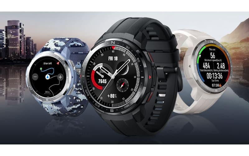 具備25天續航力及MIL-STD 810G 軍規認證,HONOR Watch GS Pro 開價$1,798!