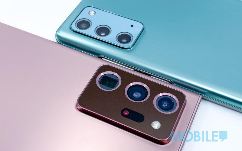Galaxy Note 20 非系列最終作,至少明年尚有新品