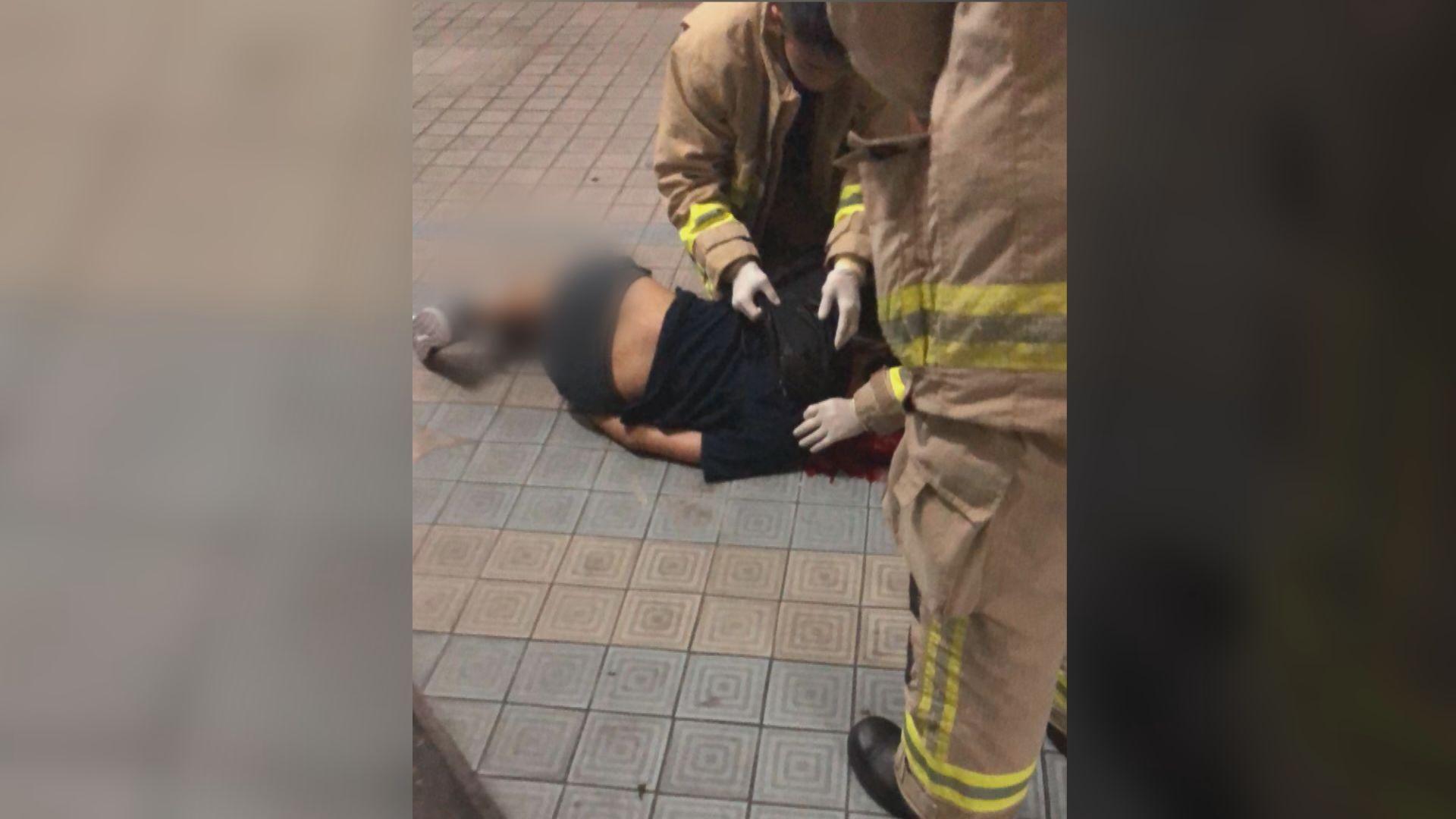 周梓樂死因研訊 市民目睹停車場二樓有人倒在地上