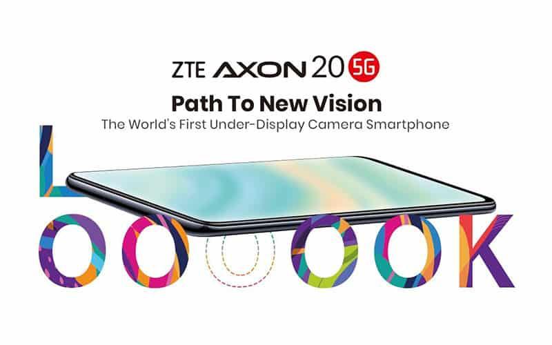 儲夠貨 ? 屏下鏡頭 AXON 20 5G 出國際版