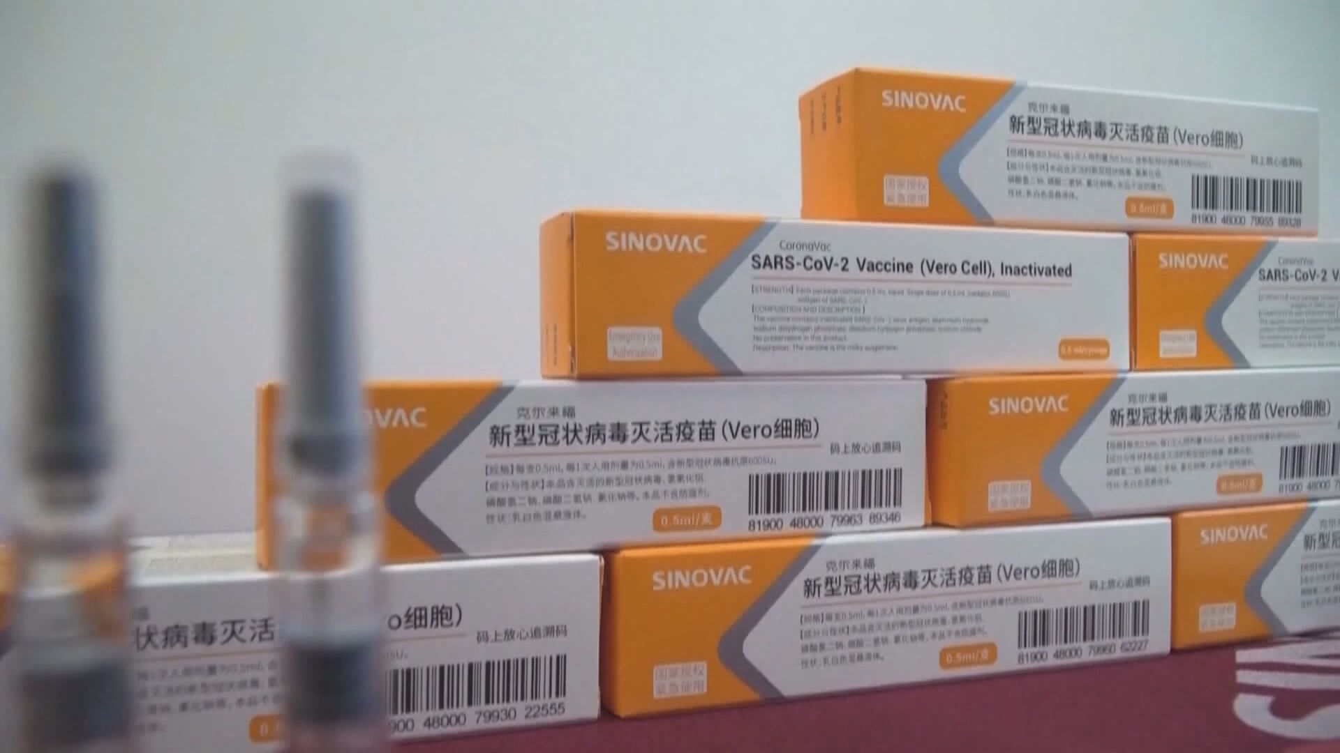科興使用傳統疫苗技術 輝瑞BioNTech則屬新技術