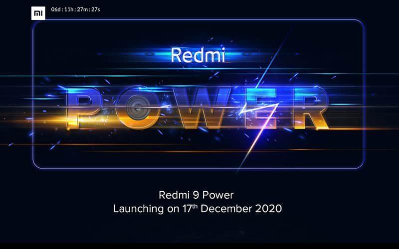 小米海外新推Redmi 9 Power,不過規格好面善