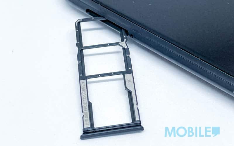 ▲ 具雙 Nano SIM 及獨立 Micro SD 卡槽