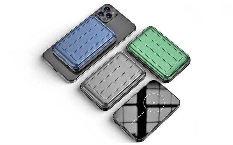 活用 MagSafe,iPhone 磁吸式充電池開售
