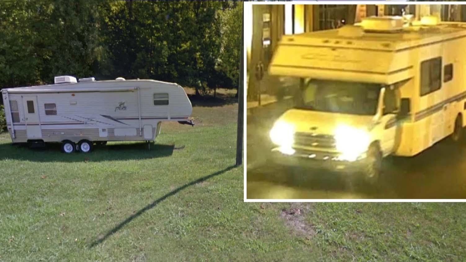 田納西州營車爆炸案 當局調查懷疑涉案男子