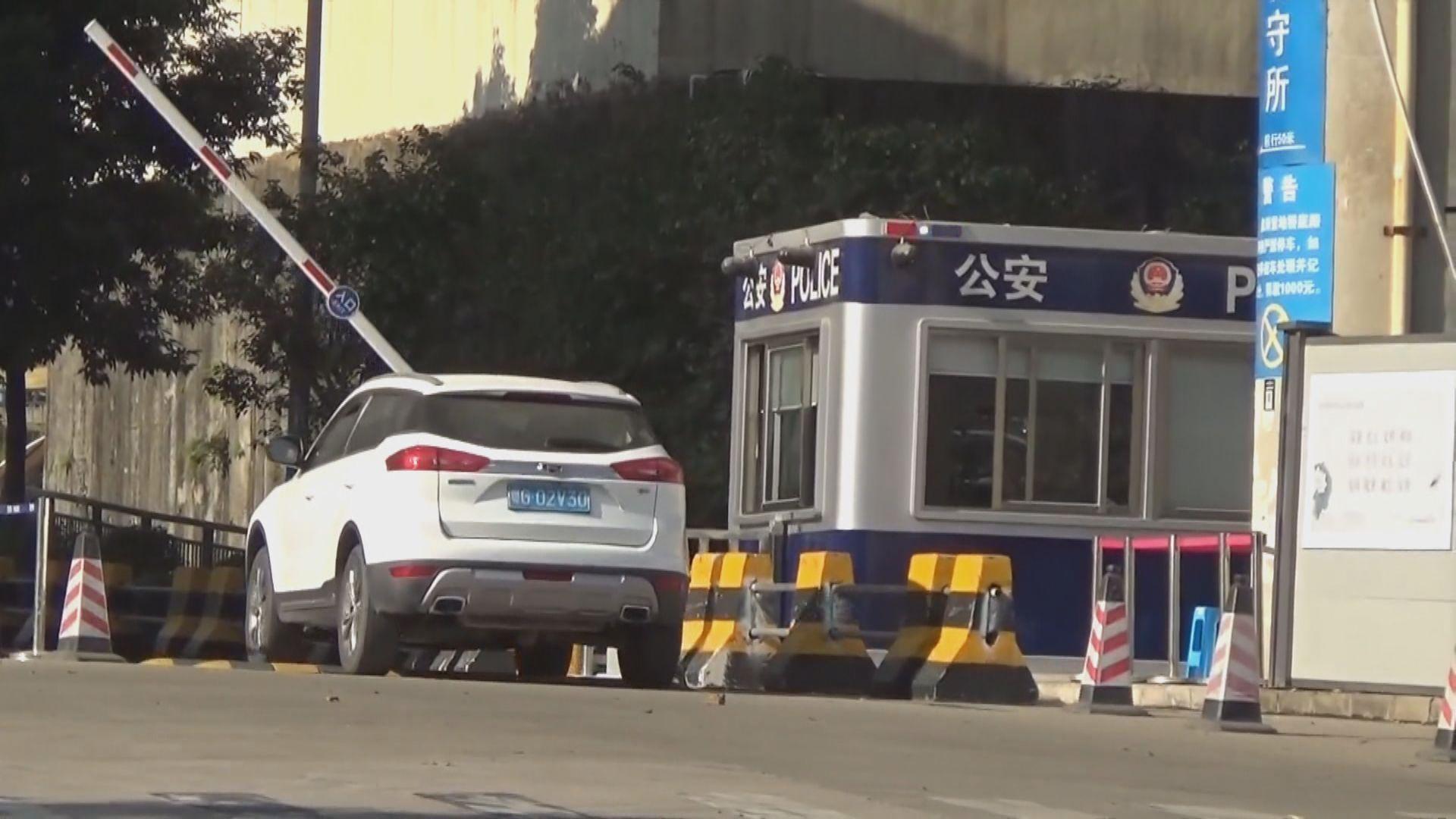 美駐華大使館發聲明要求中國立即釋放12港人