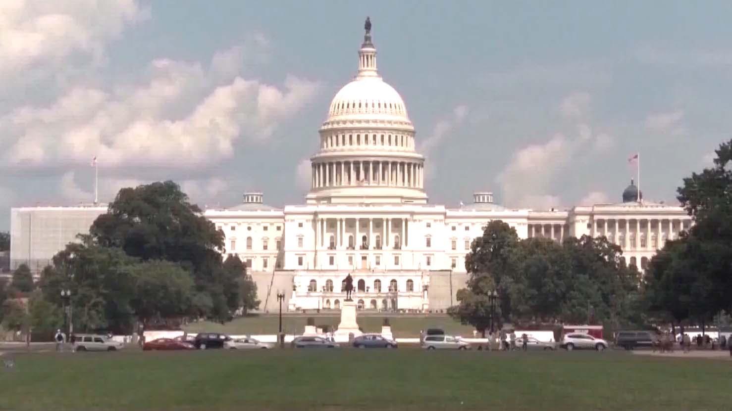 美眾議院通過將派錢金額上調至二千美元 將交由參議院審議