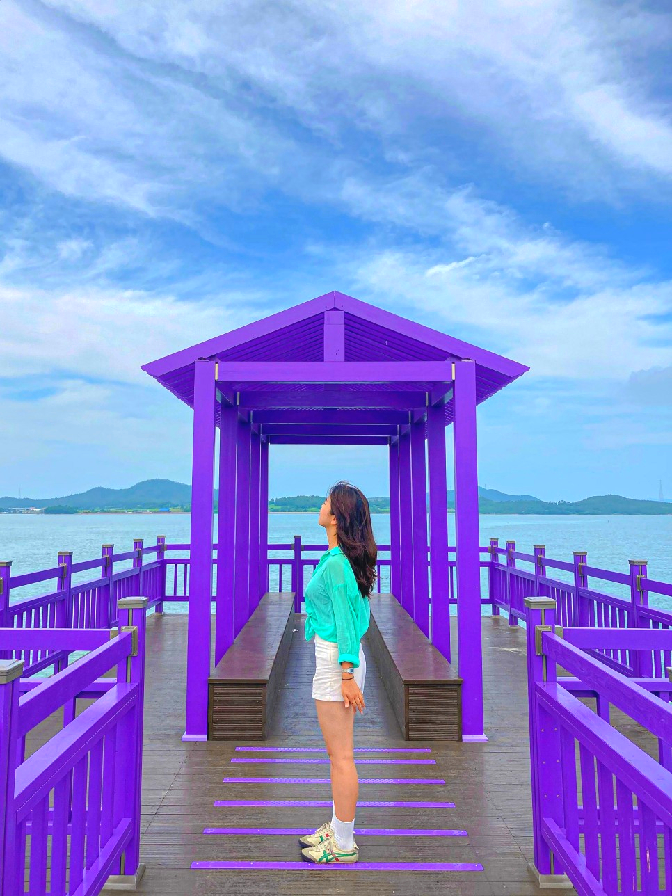 〈好遊〉望梅止渴!韓國三大新打卡熱點 不能錯過的仙氣紫色島