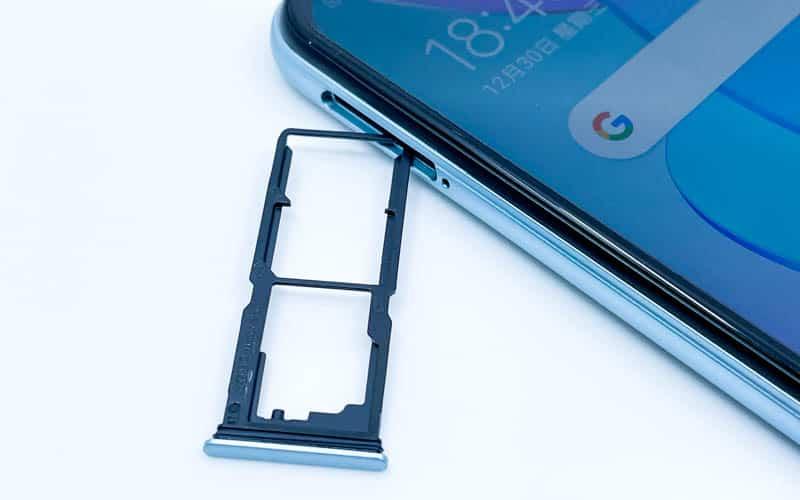 ▲ 擁有雙 Nano SIM 及獨立 Micro SD 卡槽