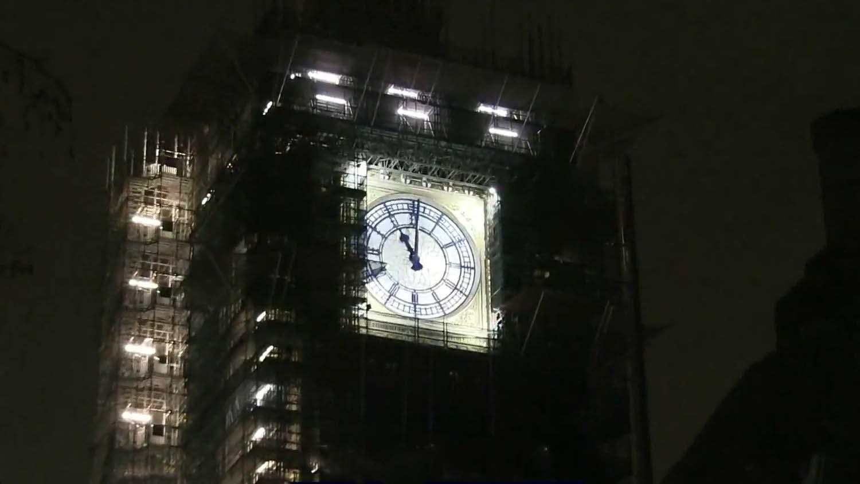英國脫歐過渡期屆滿 首相約翰遜新年賀詞強調自由在手