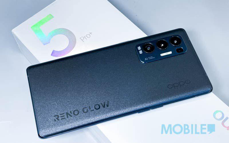 【水貨行情】首發 IMX766 主鏡,Reno5 Pro+、Reno5 Pro 實機睇