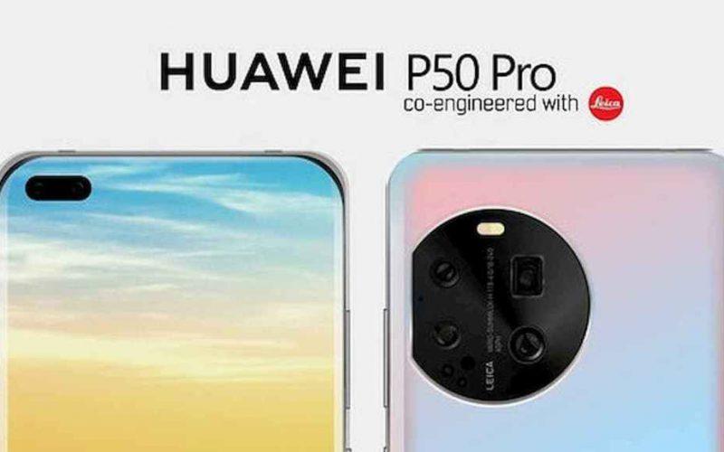 HUAWEI P50 系列將有三款機型!後置鏡頭設計與 Mate 40 近似