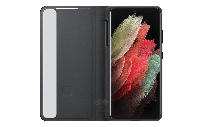 新增筆控功能,Galaxy S21 Ultra 專屬 S Pen、機套曝光