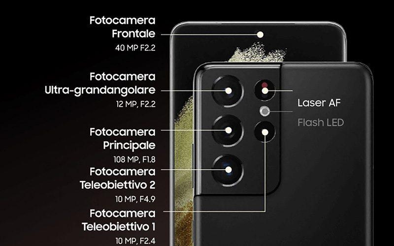官方圖片流出,Galaxy S21 系列鏡頭規格確認