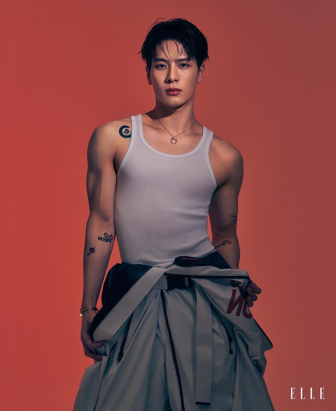 王嘉爾(Jackson)