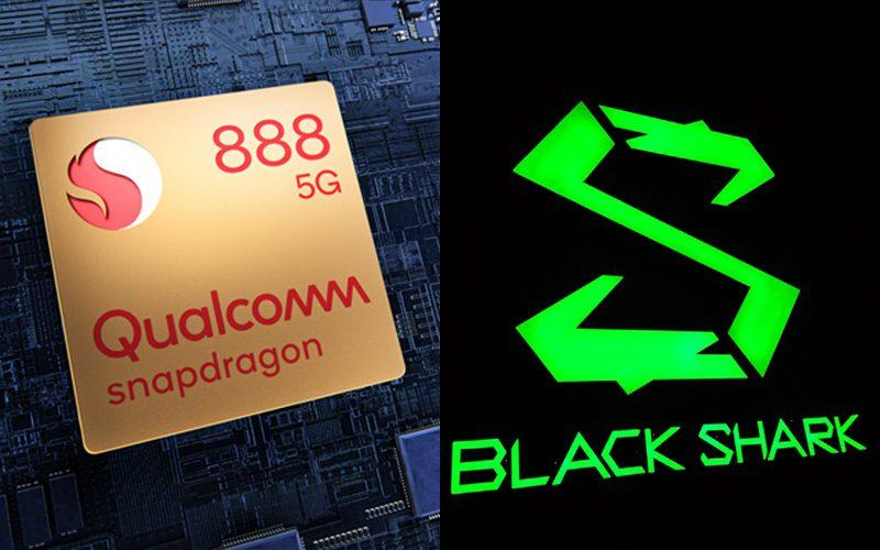 首款 Snapdragon 888 電競機、 黑鯊 4 或今日現身