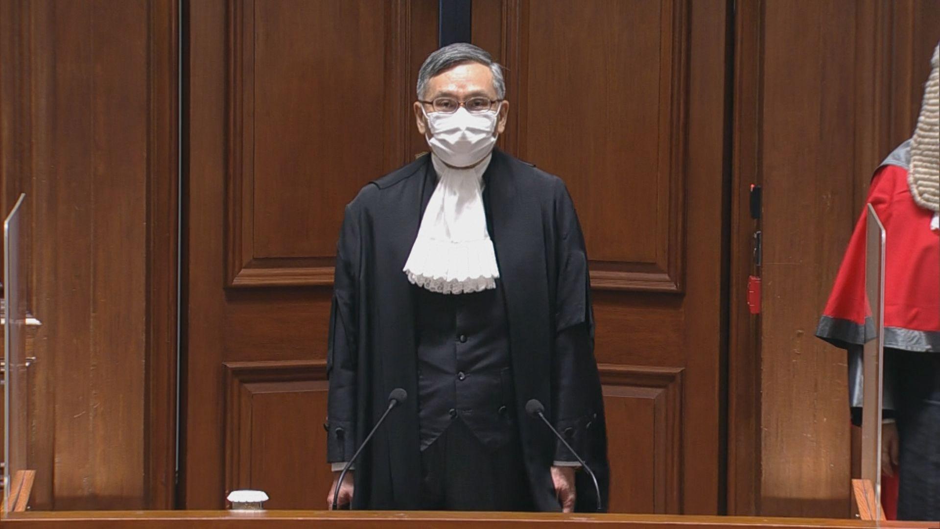 【即日焦點】張舉能稱審案須自我克制一視同仁 區院法官要求戴黃口罩人士離庭;不滿新條款侵私隱 土耳其掀刪WhatsApp潮