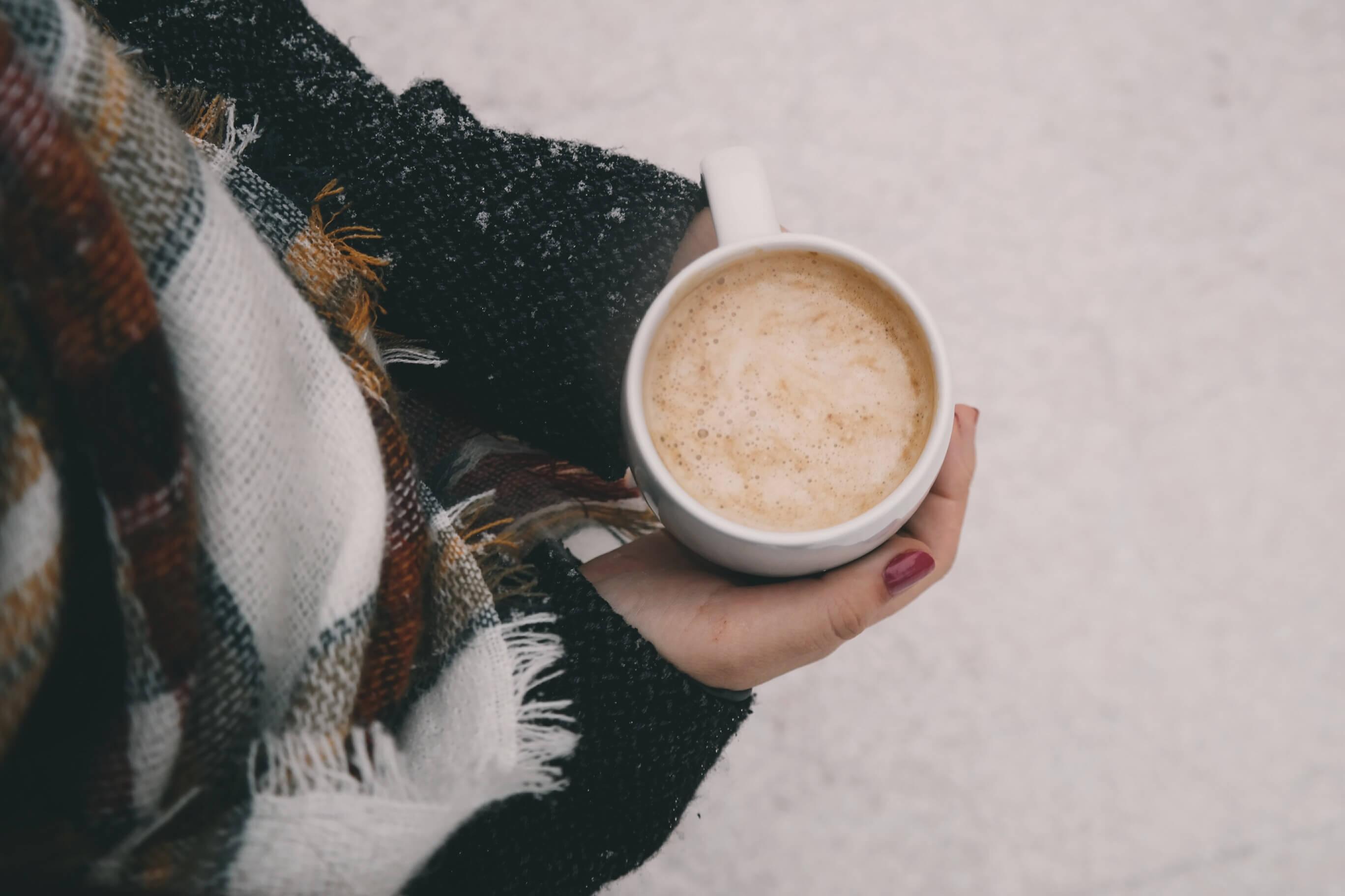 〈好Heal〉冬天飲甚麼熱飲最保暖?薑茶、咖啡還是朱古力?