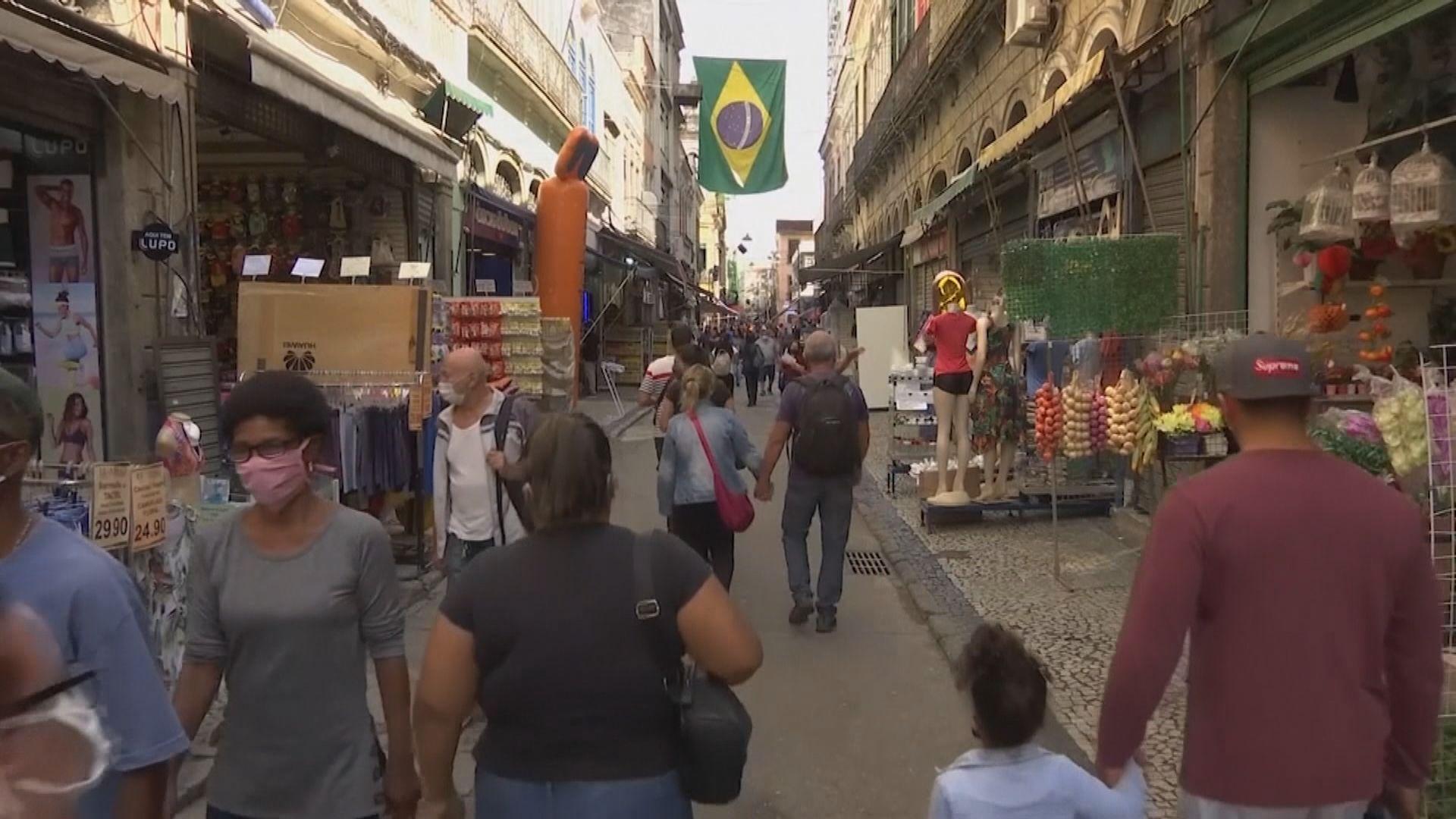 巴西拒向俄羅斯新冠疫苗批出緊急使用