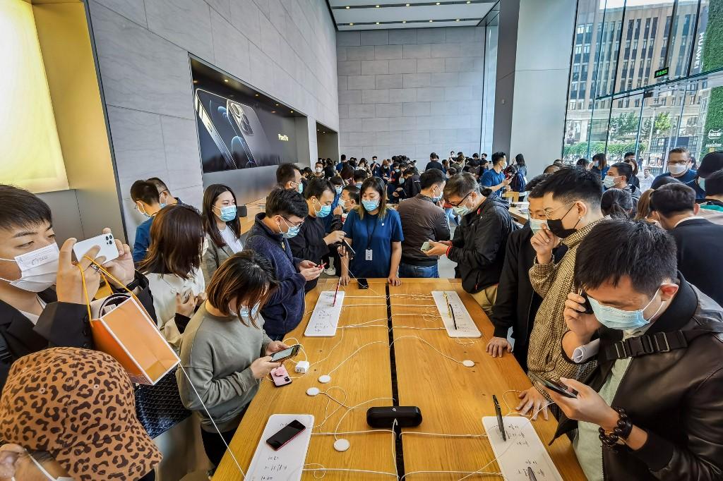 上海Apple Store