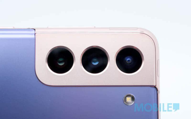 保留出色變焦三鏡,試 Galaxy S21+ 影相表現