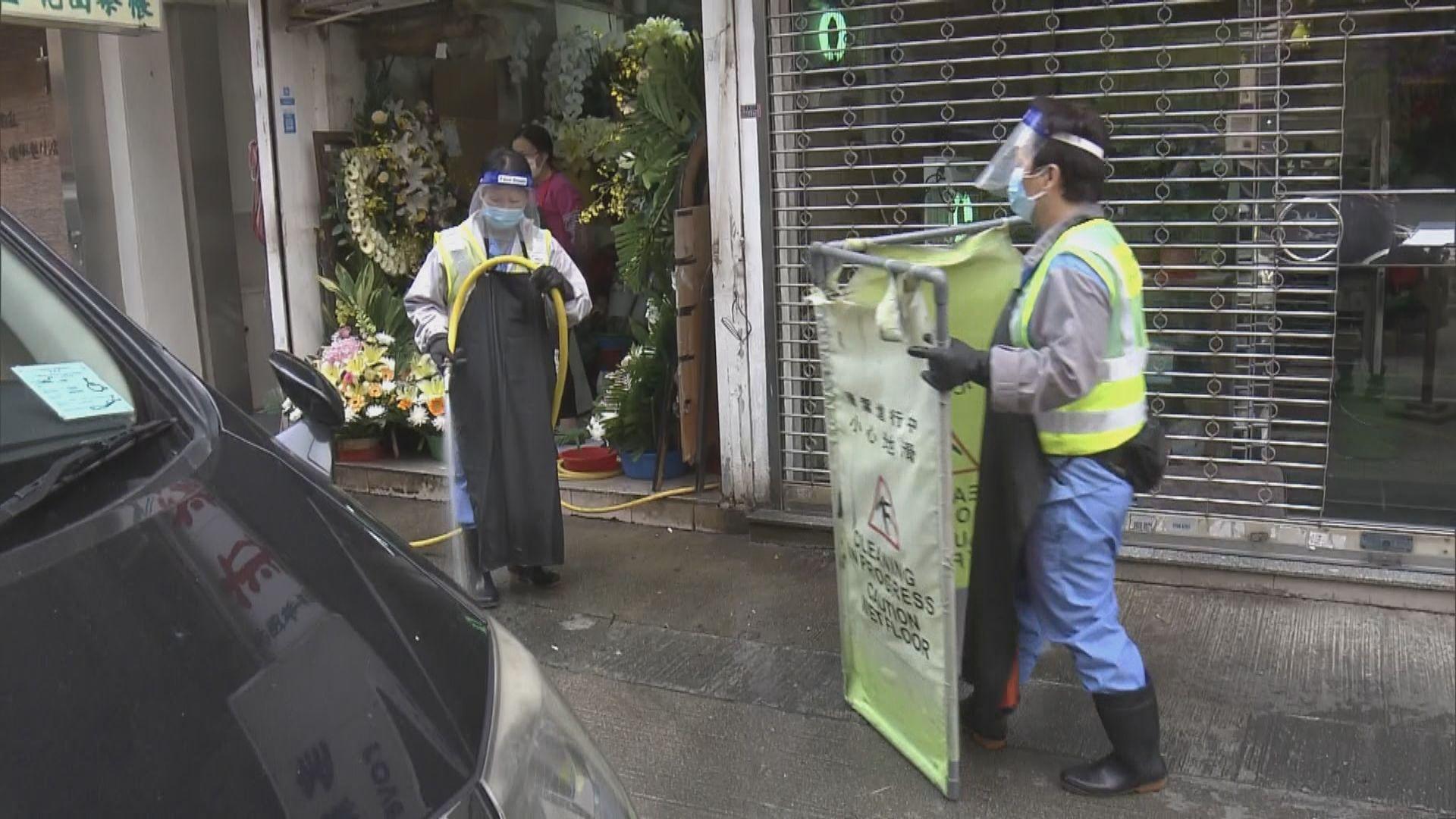 紅磡指定區域有約60間長生店 殯儀業憂突封區影響殯葬