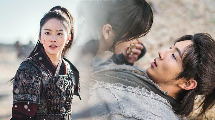 Viu首部原創韓劇《月升之江》 金所炫化身「韓版花木蘭」