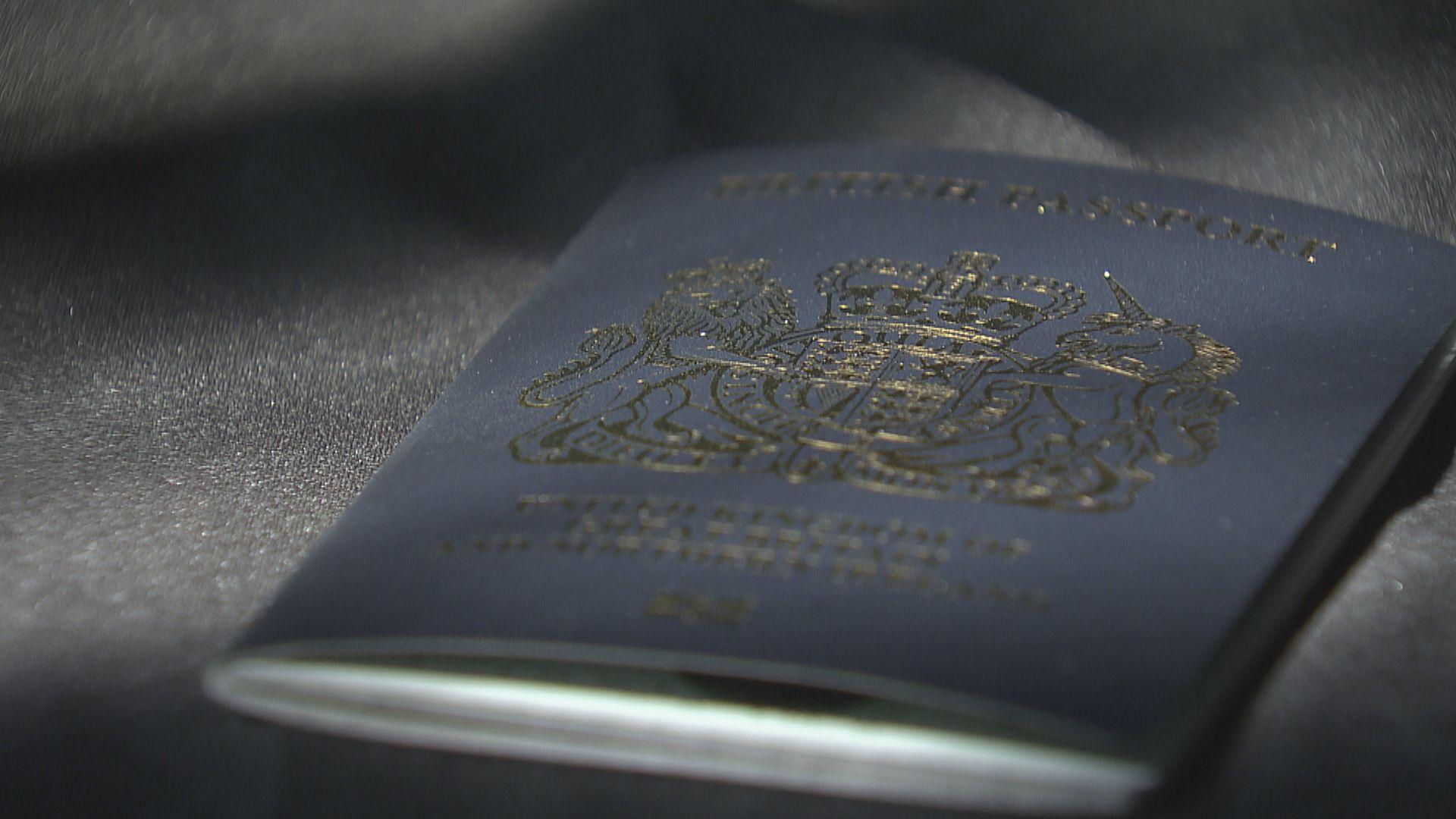 具BNO身份港人周日起可申請新簽證赴英居留