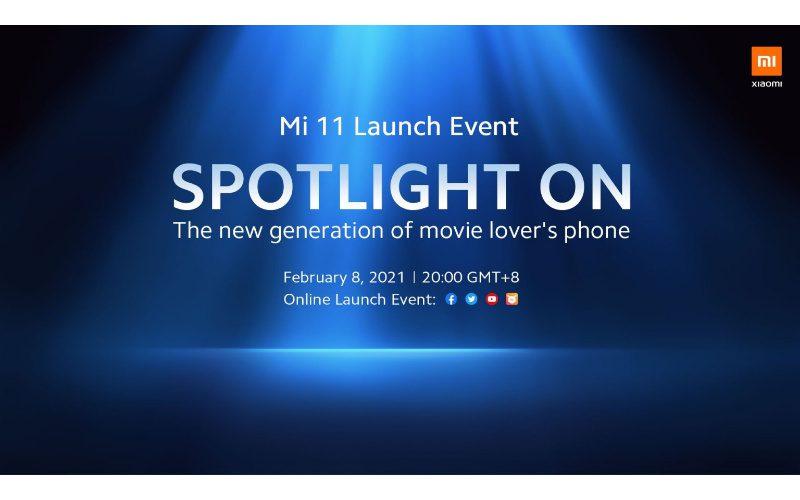 小米11國際版於下月初發佈,香港最快3月初上市?
