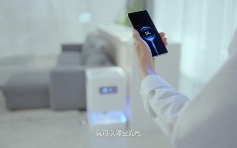 真正無線充電終於要來,小米發表5W隔空充電技術!