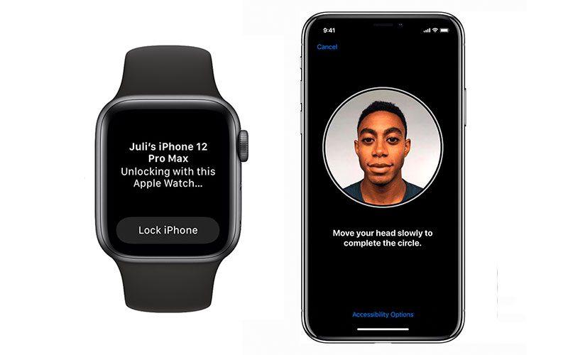 新版 iOS 戴口罩都可以解鎖 iPhone,不過就要有「佢」