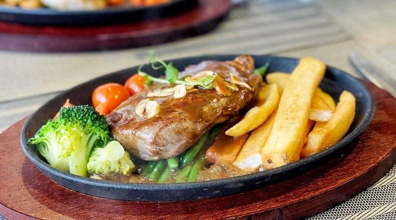 〈好食〉荃灣如心海景酒店 天空酒廊嘆鐵板餐
