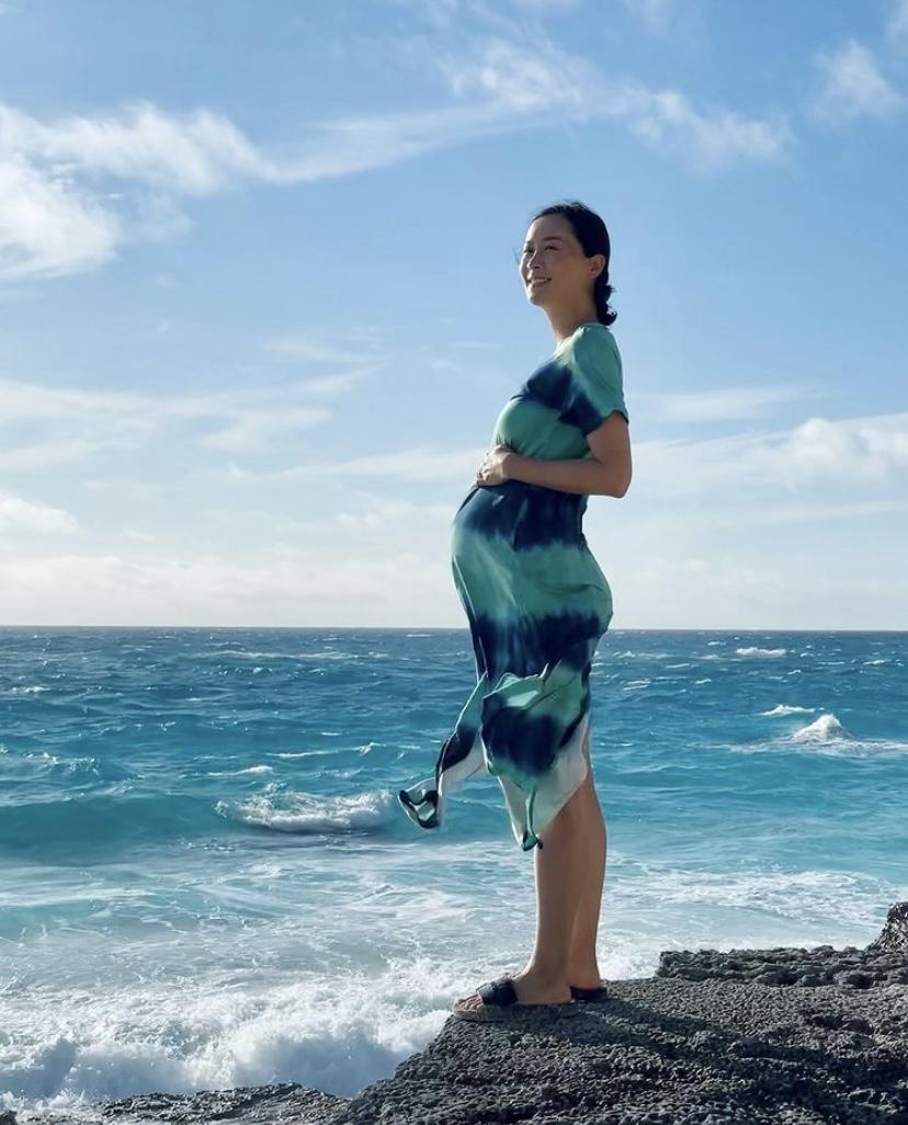 【情人節喜訊】陳法拉宣布做媽媽 誕下鼠年B女