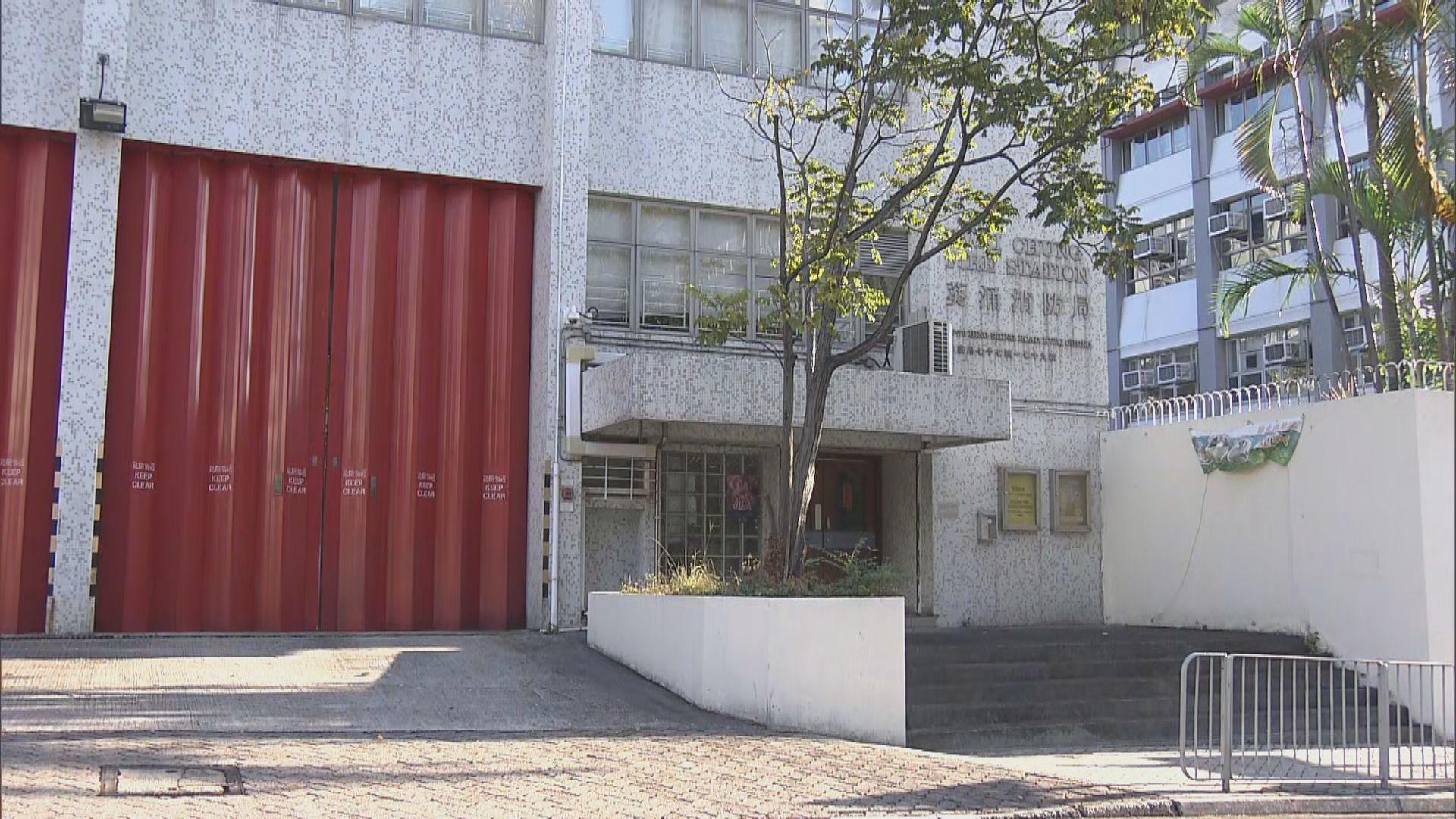 本港新增八人確診 包括兩名消防員