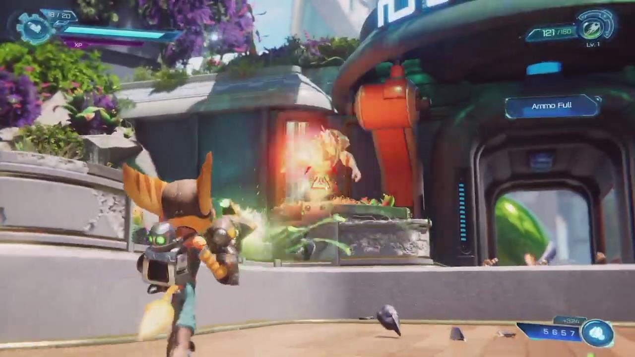 《Ratchet & Clank: Rift Apart》