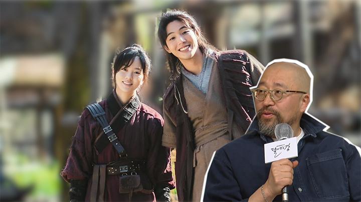 《月升之江》導演尹尚浩鍾情高句麗時代  讚金所炫、志洙係開心果
