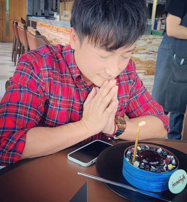 41歲生日撞正元宵 方力申:老了,開始不想再慶祝生日