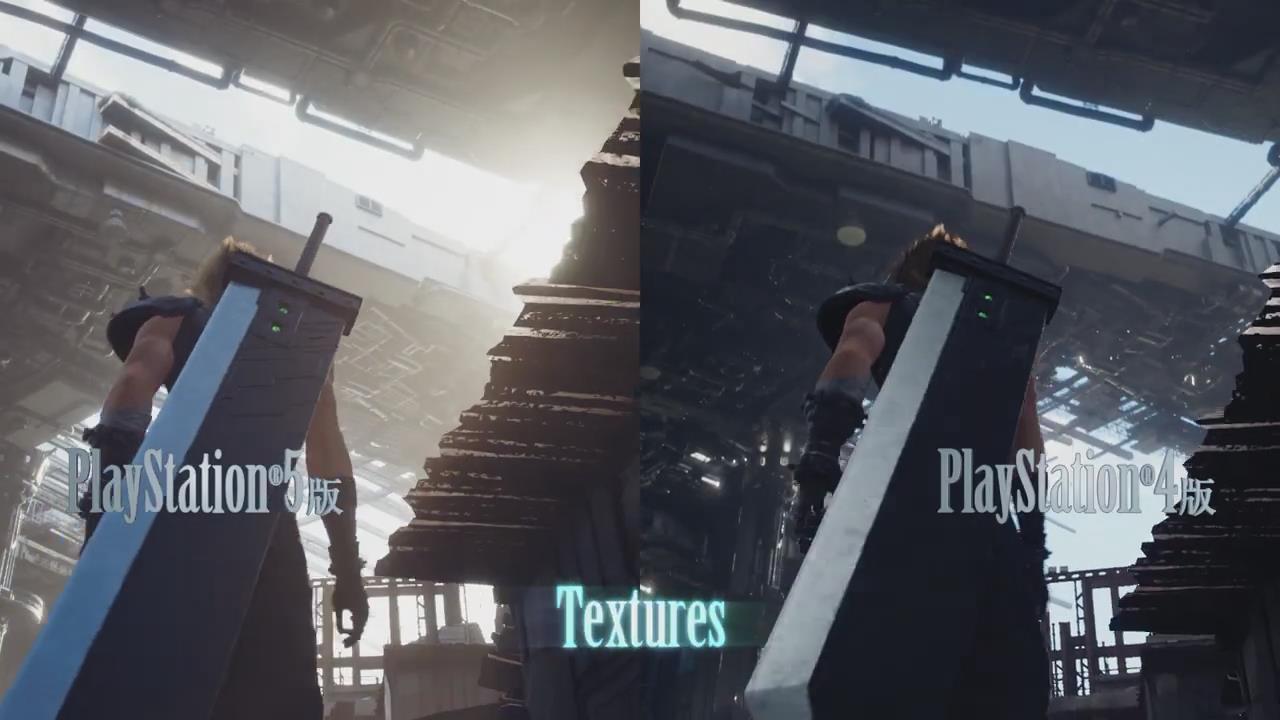 《FF7重製版Intergrade》6月登陸PS5 兩款FF7手遊曝光