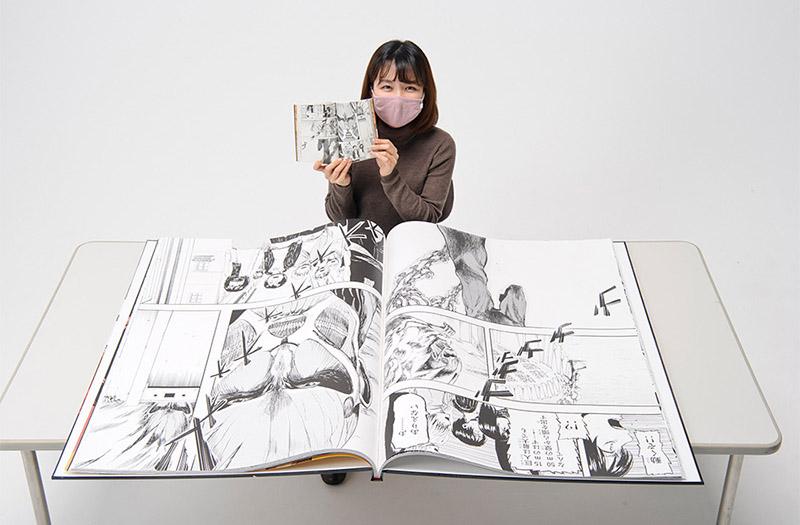 《進擊的巨人》推巨大版漫畫 冀破健力士紀錄